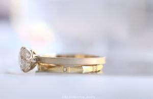 Erika Winters Fine Jewelry - Grace Solitaire - Photo © Erika Winters