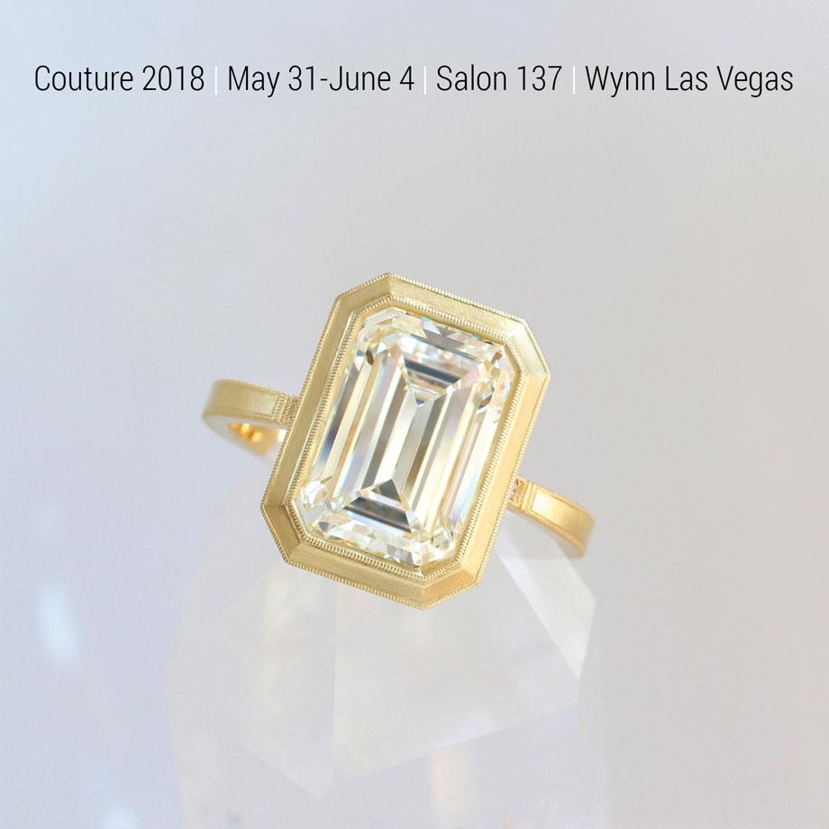 Erika Winters Fine Jewelry Mariana Bezel Couture 2018