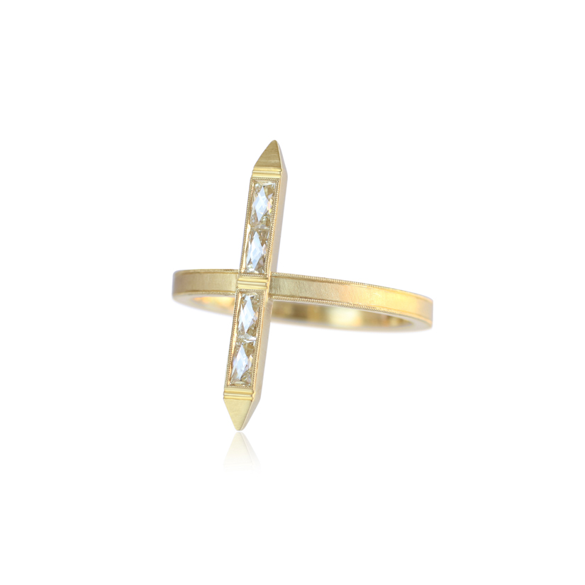 Erika Winters Fine Jewelry Bar Ring
