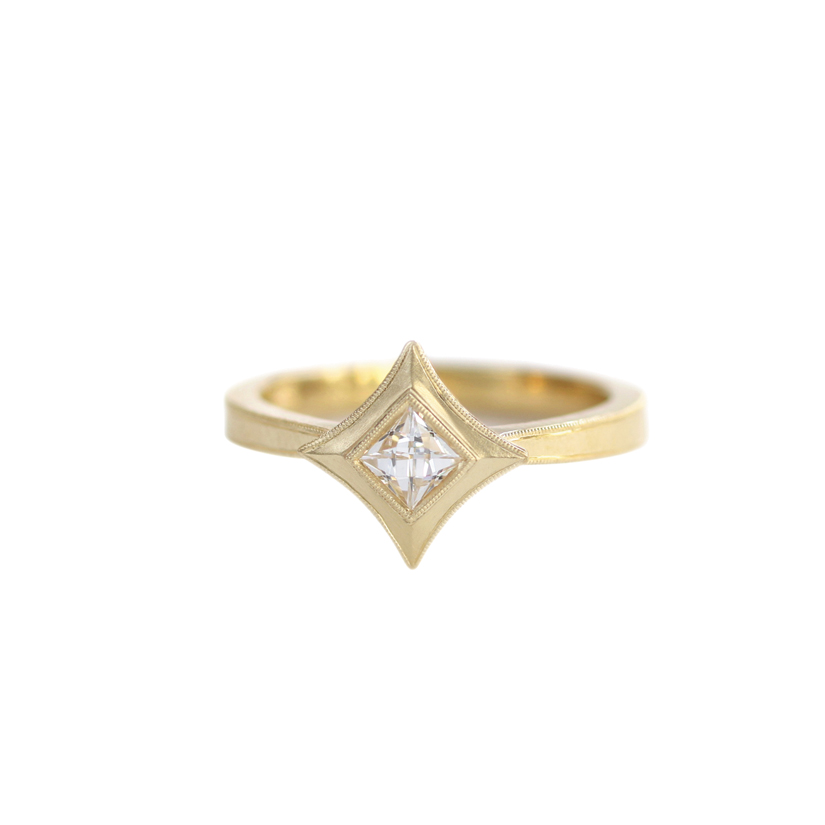 Erika Winters Fine Jewelry Estella Star Ring