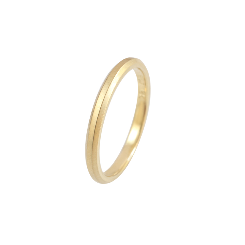 Erika Winters Fine Jewelry Hana 2mm Wedding Band