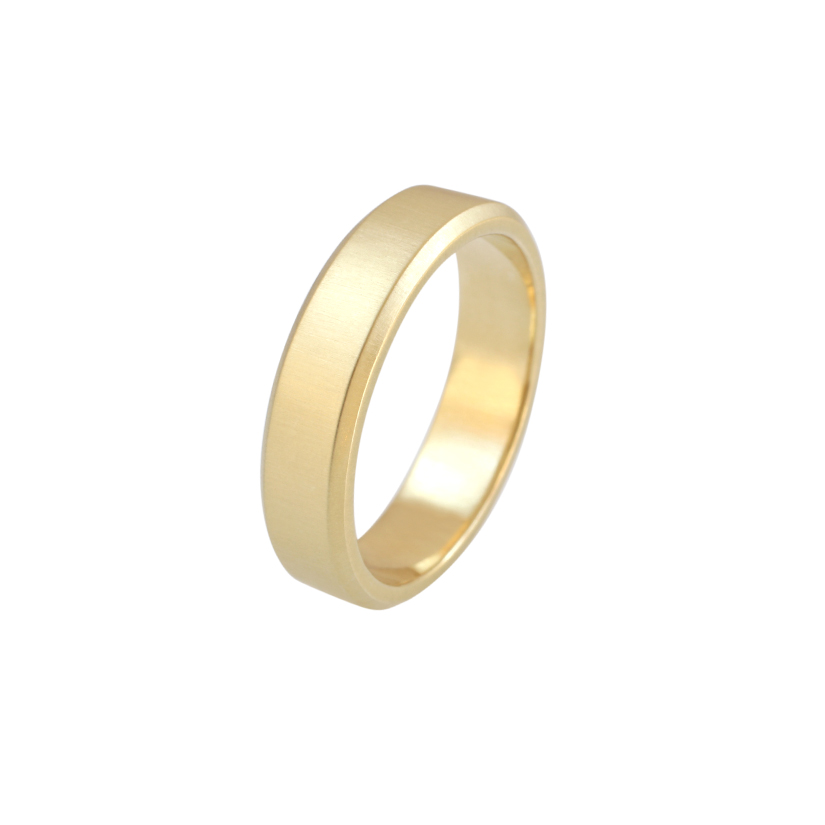 Erika Winters Fine Jewelry Hana 5mm Wedding Band