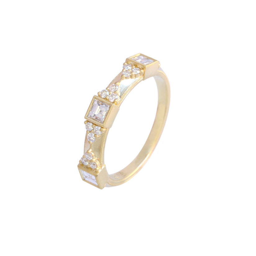 Erika Winters Fine Jewelry Wedding Band Cordelia