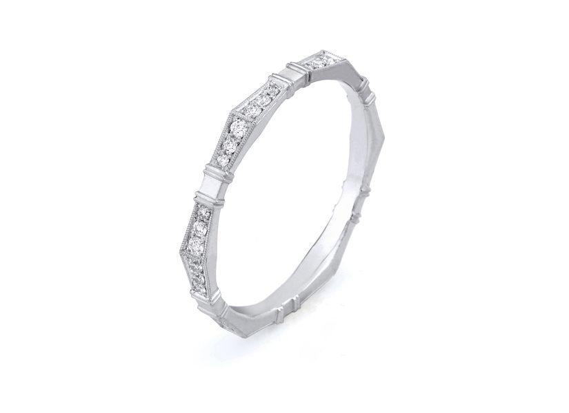 Erika Winters Fine Jewelry Wedding Band Imogen
