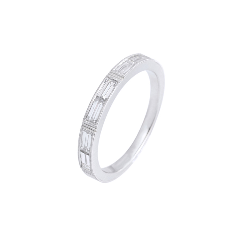 Erika Winters Fine Jewelry Wedding Band Isabella