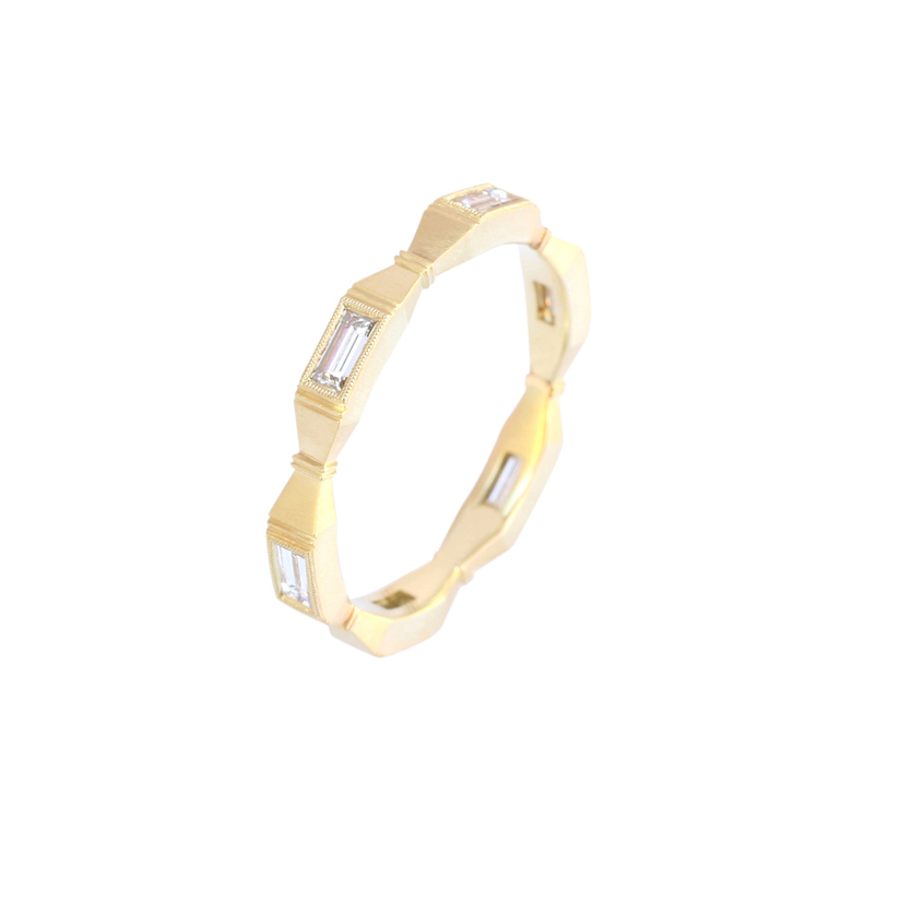 Erika Winters Fine Jewelry Wedding Band Liv