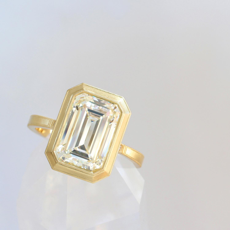 Erika Winters Fine Jewelry Mariana Bezel
