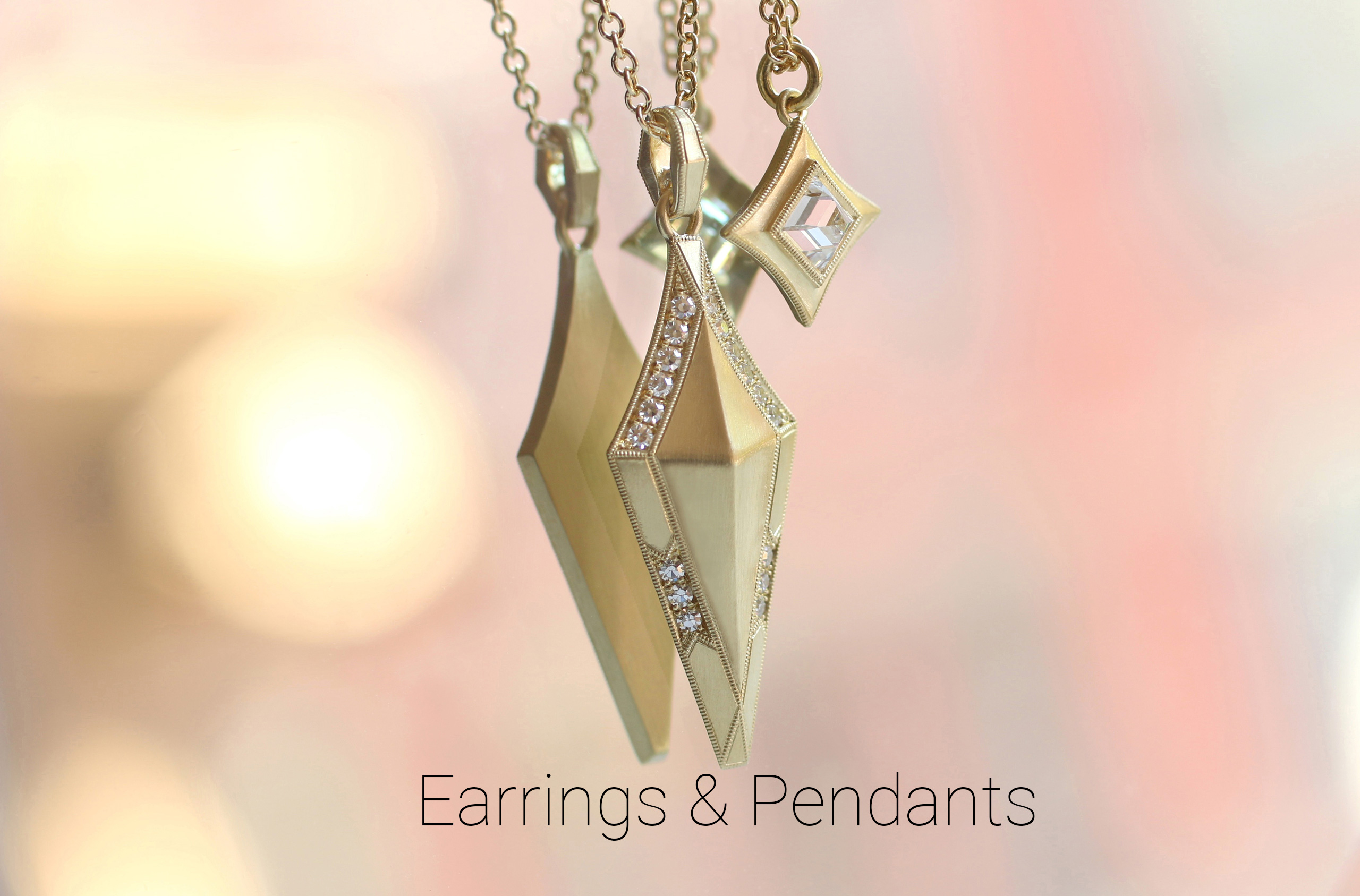 Erika Winters Fine Jewelry Earrings and Pendants Home