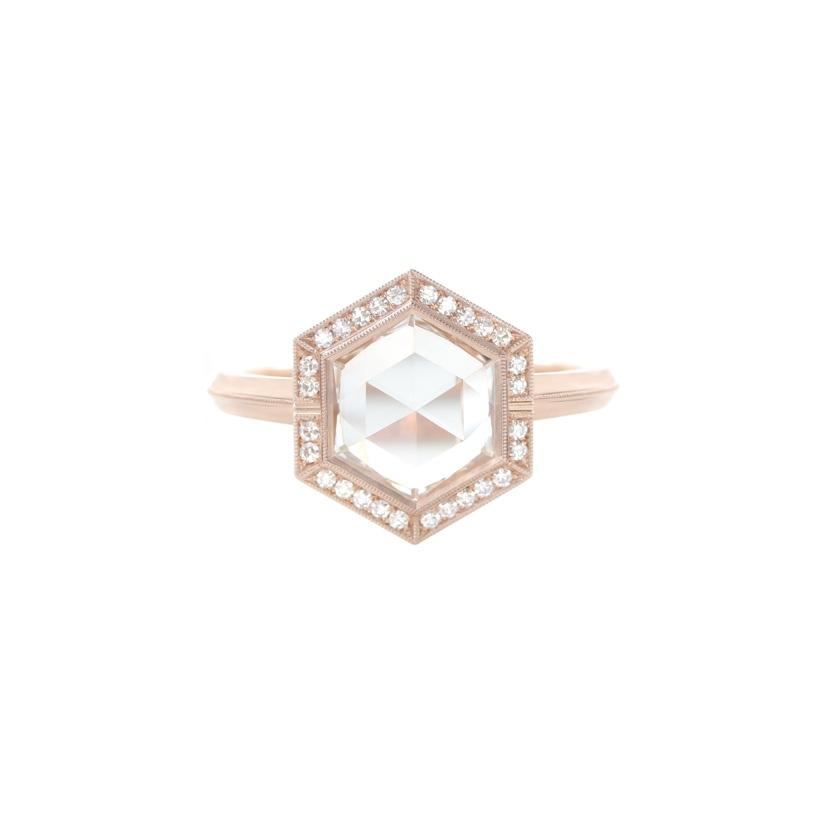 Erika Winters Fine Jewelry Agatha Halo