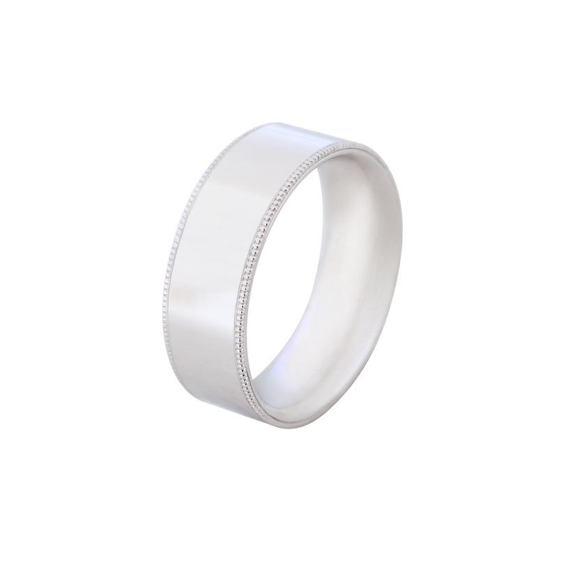 Erika Winters Fine Jewelry Hal 7mm Band